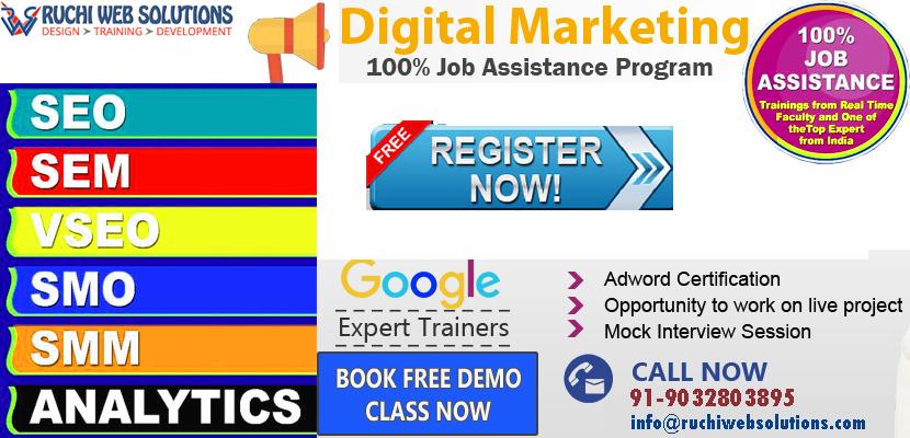 digital marketing training dilsukhnagar hyderabad