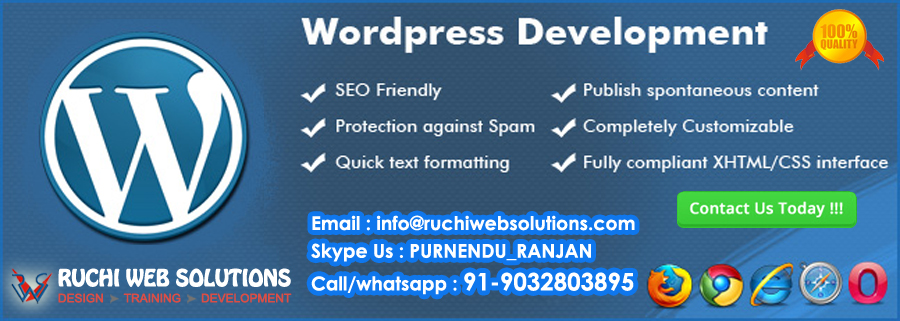 wordpress development company in hyderabad